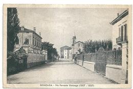 GONZAGA - Via Ferrante Gonzaga - Mantova