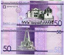 Dominicana - 50 Peso 2015 UNC - Dominicaine