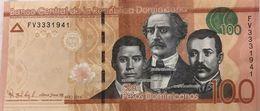 Dominicana - 100 Peso 2016 UNC - Dominicaine