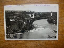 Vinay , Le Pont De Trellins Et L'usine électrique - Vinay