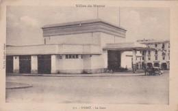Morocco Rabat La Gare Railroad Station - Rabat