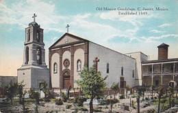 Mexico Ciudad Juarez Old Mission Guadalupe - Mexique