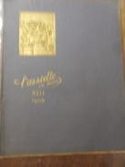 """REVUE / L'ASSIETTE AU BEURRE  XIII  5 AVRIL 1902 """"  DES MENSONGES PAR JEHAN TESTEVUIDE  RELIURE CARTON SOUPLE  BEG - Livres, BD, Revues"""