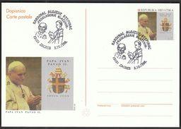 Croatia Zagreb 1998 / Beacification Of Alojzije Stepinac / Archbishop Of Zagreb And Cardinal - Cristianesimo