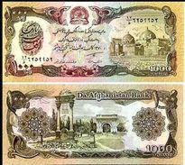 Afganistan - 1000 Afgani 1991 UNC - Afghanistan