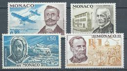 Monaco YT N°910/913 Anniversaires Neuf ** - Monaco