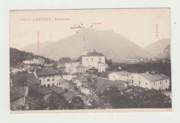 VELO D'ASTICO -PANORAMA - CARTOLINA NON VIAGGIATA- POSTCARD - Vicenza
