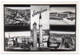 JUGOSLAVIA / BOSNIA - SARAJEVO / MOSQUE - 1962 - Bosnia Erzegovina