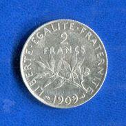 2  Fr  1909 - France