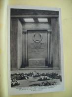 B11 7300 - CPA - MONUMENT NATIONAL DE L'HARTMANNSWILLERKOPF (VIEIL ARMAND) INTERIEUR DE LA CRYPTE -LE MONUMENT ISRAELITE - Altri Comuni