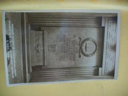 B11 7302 - PH - MONUMENT NATIONAL DE L'HARTMANNSWILLERKOPF (VIEIL ARMAND) INTERIEUR DE LA CRYPTE -LE MONUMENT PROTESTANT - Guerra, Militari