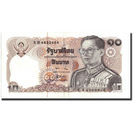 Thaïlande, 10 Baht, Undated (1980), KM:87, TTB - Thaïlande