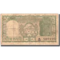 India, 5 Rupees, 1975, 1975, KM:54a, B - India