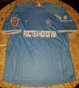 FC KRILYA SOVETOV- MATCH WORN SHIRT, RUSSIA - Uniformes Recordatorios & Misc