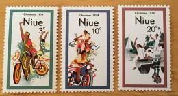 Niue MNH** 1974 - # 171/173 - Niue