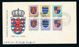 Luxemburg FDC  575-80   (t7943   ) Siehe Scan ! - FDC