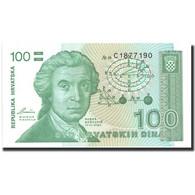 Croatie, 100 Dinara, 1991, 1991-10-08, KM:20a, NEUF - Croatie