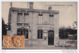 33) Caudéran (Gironde) La Poste - France