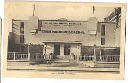 Reims La Piscine CPA 1932 - Reims