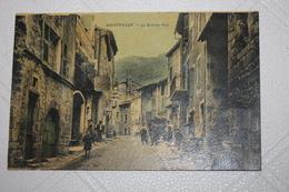 Montpezat - La Grande Rue - Autres Communes