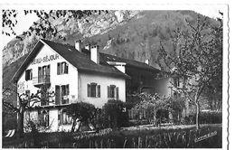 MENTHON SAINT BERNARD HOTEL BEAU SEJOUR  GROS PLAN FACON PHOTO  DEPT 74 - Otros Municipios