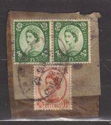 6781- Great Britain , UK , Nice Franking On Piece - 1952-.... (Elizabeth II)
