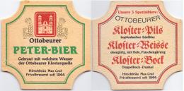 #D164-235 Viltje Ottobeurer Peter-Bier - Sous-bocks