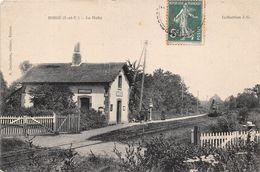 ¤¤  -  DINGE   -  La Gare  -  La Halte  -  Train, Chemin De Fer    -  ¤¤ - France
