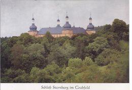Schloß Sternberg Im Grabfeld - In Franken -  **6299-35** - Castles