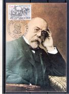 Maladies - Robert Koch - Découverte Du Bacille De Koch - CM France - Krankheiten