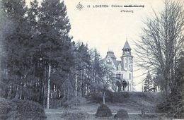 Lokeren Château D'Ueberg (SBP, 1910...vouw) - Lokeren