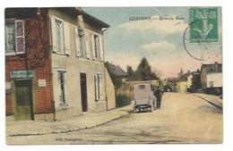 10 - LUSIGNY - Grande Rue - CPA - France