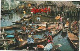 Afrique / BENIN / Dahomey : Village Lacustre De Ganvié - Dahomey - Lake-dwellings At Ganvié - Benín
