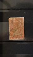 Venezuela 1859  - N°3    // Cote : 30 Euros - Venezuela