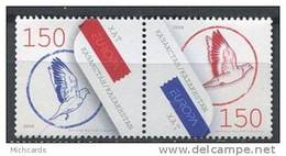 102 KAZAKHSTAN 2008 - Europa Pigeon - Neuf Sans Charniere (Yvert 525/26) - Kazakhstan