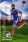 Magnet Magnets Football Carrefour Equipe France En Relief Eric Abidal - Sports