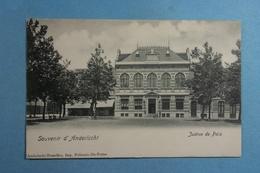 Souvenir D'Anderlecht Justice De Paix - Anderlecht