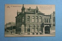 Etterbeek Chaussée De St-Pierre, L'Ecole Et Le Monument Aux Morts De La Commune (1914-1918) - Etterbeek