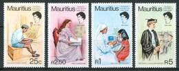 1980 Mauritius Helen Keller Literature Letteratura Littérature Scrittori Writers MNH** - Mauritius (1968-...)