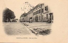 21 BLIGNY-sur-OUCHE Côté De La Place - Autres Communes