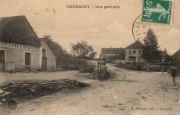21 CREANCEY  Vue Générale - France