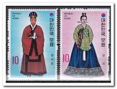 Zuid Korea 1973, Postfris MNH, Costums Yi-Dynastie - Korea (Zuid)