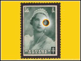Belgium 0413-V16** Astrid - ( Br_vr ) - Variétés (Catalogue Luppi)