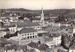88-CHATEL-SUR-MOSELLE- LE GROUPE SCOLAIRE VUE DU CIEL - Chatel Sur Moselle