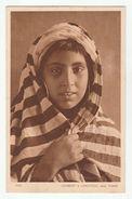 """*c* Types D'Orient - Fillette Arabe - Cachet Militaire """"Troupes D'Occupation Du Maroc"""" - édit. Lehnert & Landrock, 2524 - Maroc"""