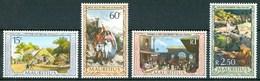 1975 Mauritius Quadri Paintings Peintures Set MNH** - Mauritius (1968-...)