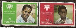 Malawi 1979 Year Of The Child Obl - Malawi (1964-...)