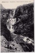 Aulus Cascade D Arse Hauteur Totale De La Cascade 110 M - Francia