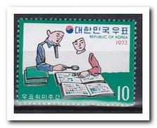 Zuid Korea 1973, Postfris MNH, Week Of Philately - Korea (Zuid)