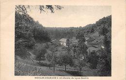 Ceignes Moulin Chabaud Canton Izernore - Francia